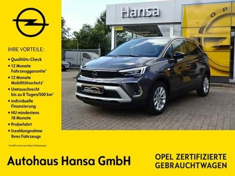 Opel Crossland X Elegance Automatik
