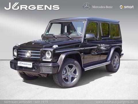 Mercedes G 350 d LIMITED EDITION DESIGNO HARMAN DIST