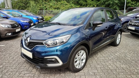 Renault Captur Limited Engery TCe 90