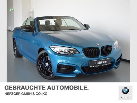 BMW M240i Cabrio HK HiFi Prof