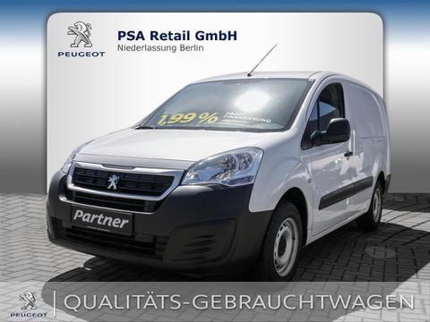 Peugeot Partner 75 Avantage Edition Kasten L1