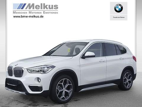 BMW X1 xDrive18d xLine Sitzverst Fondsitze