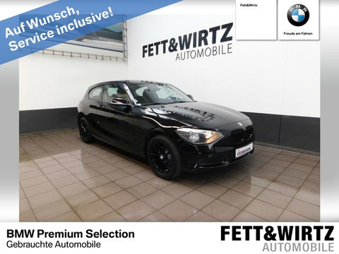 BMW 114 d Advantage 16 Freisprechein