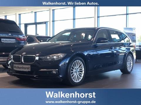 BMW 320 d Tour Eff Dyn Luxury Line El