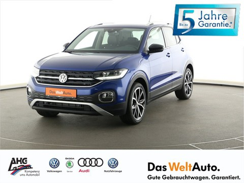 Volkswagen T-Cross 1.0 TSI Style Active-Info-Display