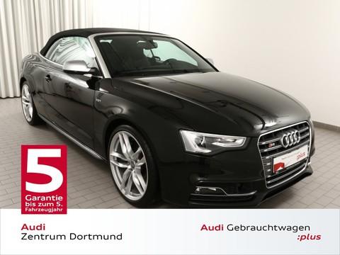 Audi S5 3.0 TFSI qu Cabrio S Sitze B O
