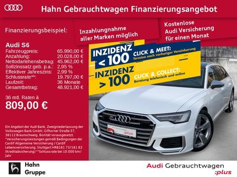 Audi S6 3.0 TDI qu Avant a Tiptrc EU6d