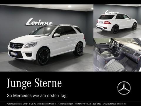 Mercedes ML 63 AMG °