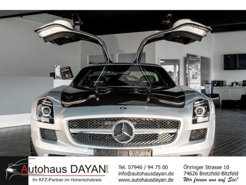 Mercedes SLS AMG Coupe GT Final Edition 1 of 350