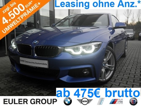 BMW 430 Gran Coupe d M-Sport Sportlenkung adapt