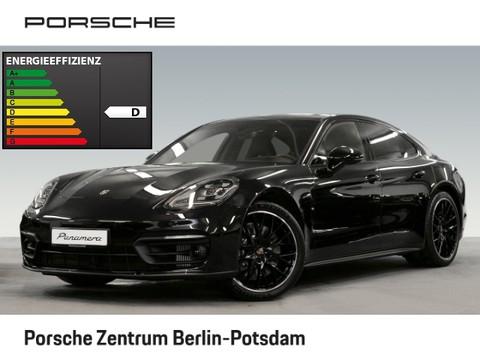 Porsche Panamera 4 21-Zoll