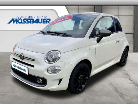 Fiat 500S undefined