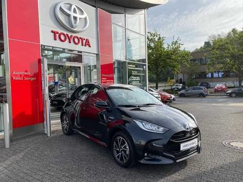 Toyota Yaris 1.5 VVT-i Hybrid Club