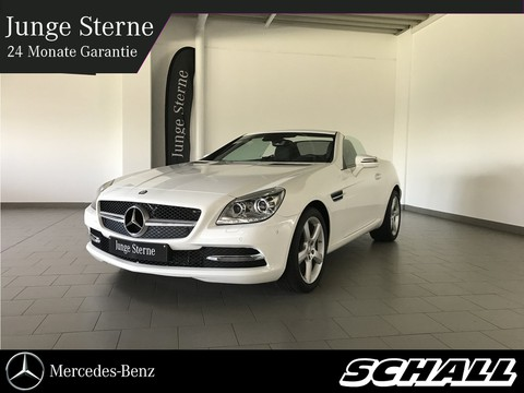 Mercedes-Benz SLK 200 INTELLIGENT LIGHT