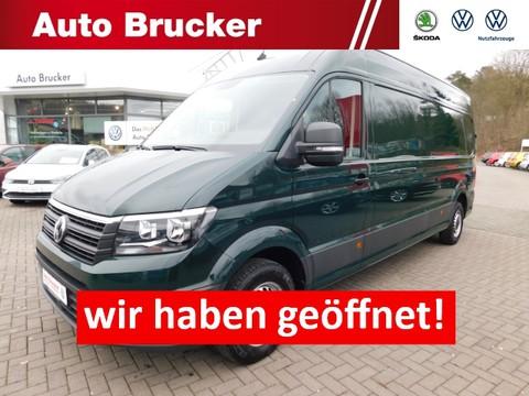 Volkswagen Crafter 2.0 TDI Berganfahrassistent