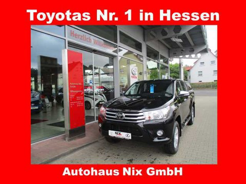 Toyota Hilux Double Cab Comfort