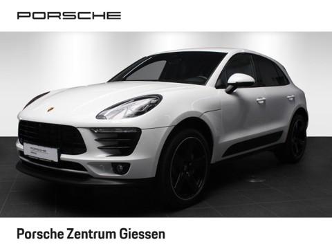Porsche Macan S 21 schwarz Connect Adptv