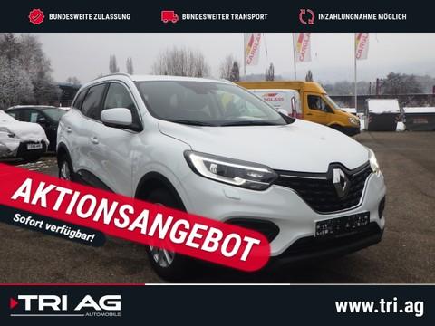 Renault Kadjar BUSINESS Edition dci 115 Winter Modularitäts-Paket