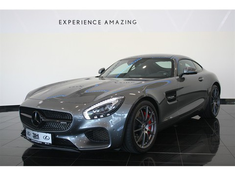 Mercedes AMG GT S Coupe AMG Burmester