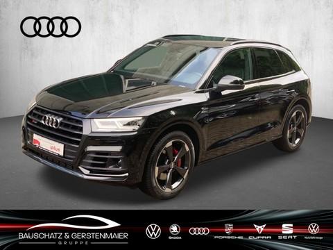 Audi SQ5 3.0 TFSI qu Optikpaket schwarz