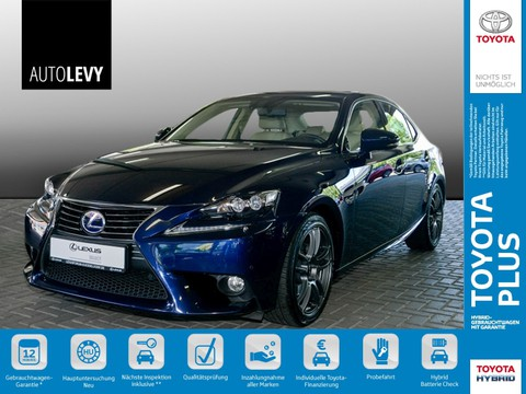 Lexus IS 300 h Luxury Line Sitzbel