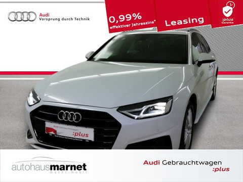 Audi A4 Avant Advanced 40 TDI