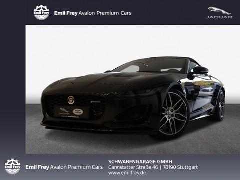 Jaguar F-Type Cabriolet P300 R-Dynamic