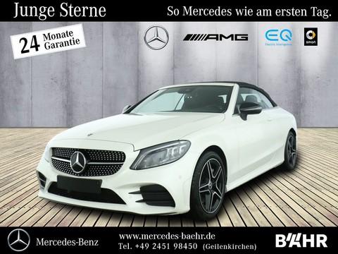 Mercedes-Benz C 300 d Cabrio AMG Night Aircap