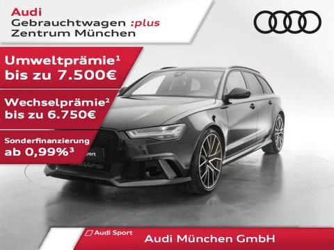 Audi RS6 4.0 TFSI Avant performance Dynamik