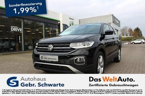 Volkswagen T-Cross 1.5 TSI 1