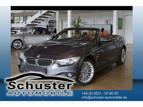 BMW 435 d xDrive Cabrio Luxury