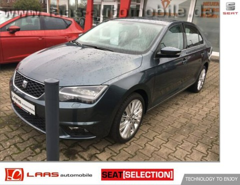 Seat Toledo 1.0 TSI Xcellence VollLED - (NW22)