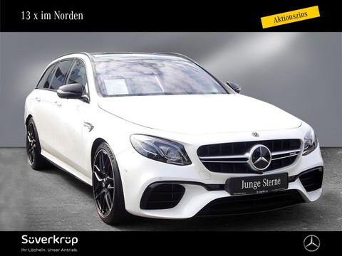 Mercedes-Benz E 63 AMG T S Night Drivers °
