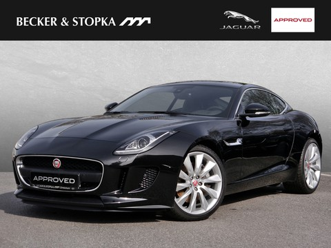 Jaguar F-Type 3.0 V6 COUPE Sports Centrifuge Approved