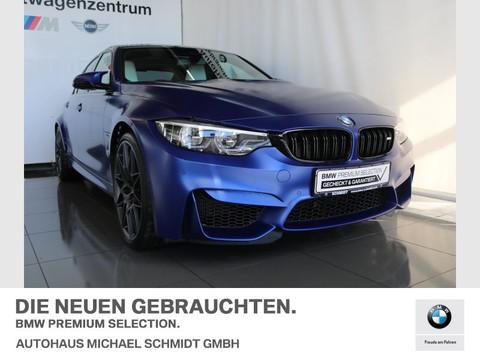 BMW M3 Limousine INDIVIDUAL Unikat Competition