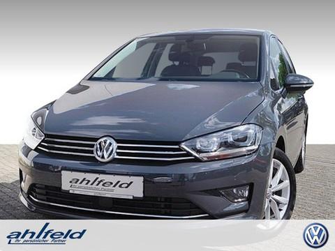 Volkswagen Golf Sportsvan 1.4 TSI Highline Front