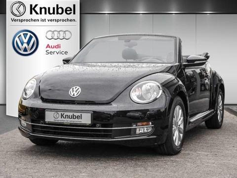 Volkswagen Beetle 1.6 TDI Cabrio Design