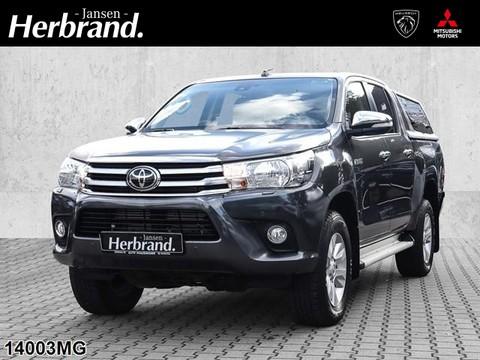 Toyota Hilux 5 Türer Diesel Automatik Hardtop
