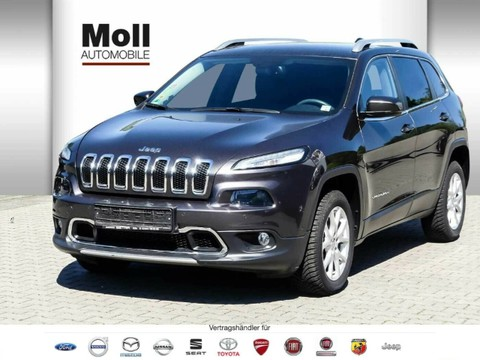 Jeep Cherokee 2.0 Multijet Active Drive I Limited El