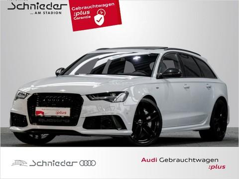 Audi RS6 4.0 TFSI quattro Kombi Avant performance