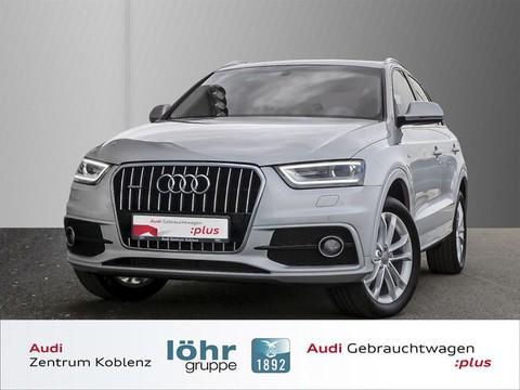 Audi Q3 2.0 TDI quattro S-Line