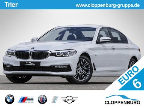 BMW 520 d Limousine Sport Line