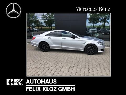 Mercedes-Benz CLS 63 AMG Fahrassist