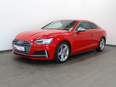 Audi S5 3.0 TFSI Coupe S-SITZE 18 CONNECT
