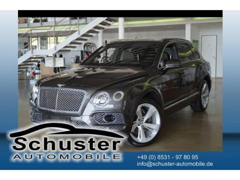 Bentley Bentayga 6.0 W12 Massage