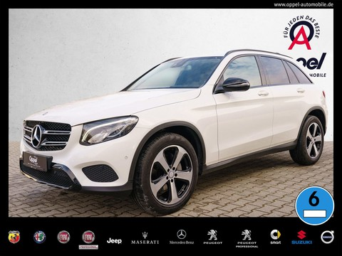 Mercedes-Benz GLC 250 d