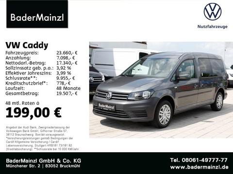 Volkswagen Caddy 2.0 TDI Maxi Trendline