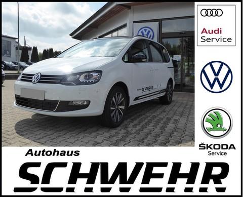 "Volkswagen Sharan 1.4 TSI Comfortline OPF ""Black Style"""