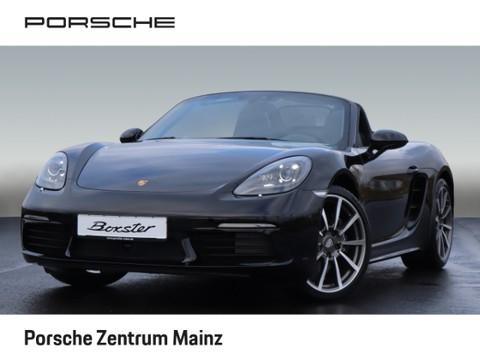 Porsche Boxster 718 Sitzbeüftung 20-Zoll