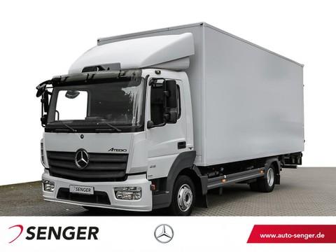 Mercedes Atego 818L LBW Koffer